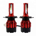 H11 360 Degree Projector H7 9005 Canbus Car Led Headlight rotated socket