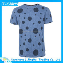 All over printing t shirt supplier