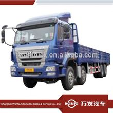 China Best Quality Cheap Container Lorry with Top Supplier