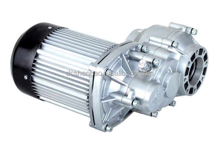 bldc motor for electric vehicle/model train motor/electric bike motor 4kw