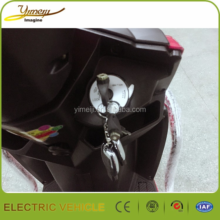 Best selling fashion gas and electric XUNYING scooter CE certification