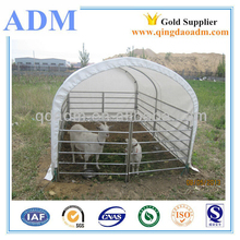 sheep shelter tent shed