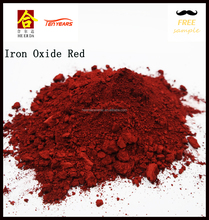 Find powder Iron Oxide Red pigment