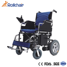 Foldable Electric Wheelchair For Disabled People