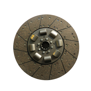 Automatic transmission 430mm Clutch Disc for heavy duty truck