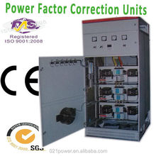 3phase 380V Automatic power factor correction for 400KW Machines