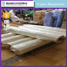 supply Qingdao 15 mic polyolefin shrink film wrapping