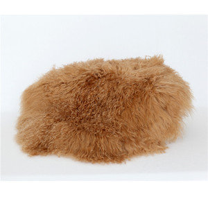 Newborn 100% Merino Wool blanket Baby Wool Felted curly blanket Wooden basket stuffer Photography props