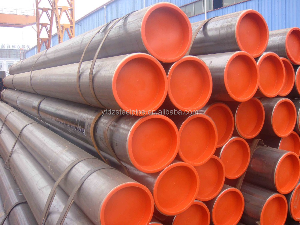 High quality API 5L seamless carbon steel oil pipe