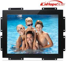 12inch small open frame touch lcd monitor with industrial metal shell