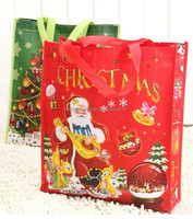 2015 New Product Fancy Christmas Shopping Bag