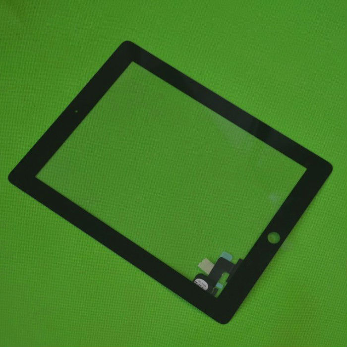 "Original new touch screen for 9.7"" inch apple ipad 2 Tablet PC touch digitizer outer glass lens replacement"
