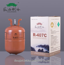 Air conditioner gas R407c refrigerant