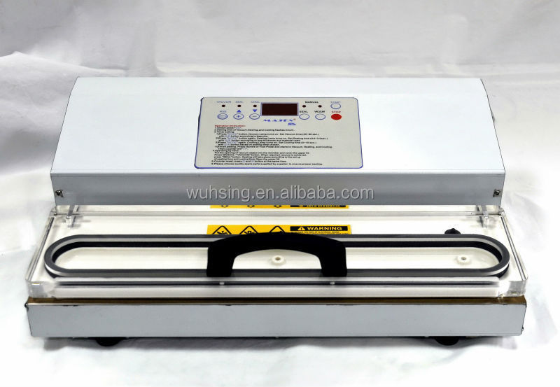 Made in Taiwan tabletop Mini Vacuum Sealer