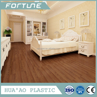 3.2-6mm Hard Surface Click PVC Flooring With FLOORSCORE Certificate