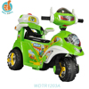 WDTR1203A Electric Motor Car Rechargeable Battery Toy Three Wheels Motorcycle Hot Wheel Toy