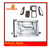 Factory directly sales quality assurance design and processing plastic injection injection plastic car parts mould