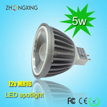 5W High Lumen Epistar 5w Cree LED MR16