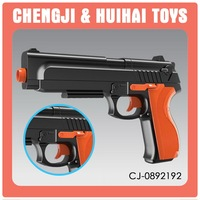 Wholesale risk free gun toy gun with plastic bullets