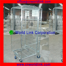 Warehouse Foldable Heavy Duty Security Cage