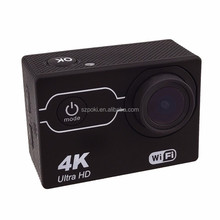Poki Cheap 2 inch Screen Mini 4K WiFi Action Sport Camera
