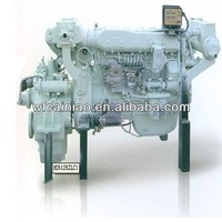 water cooled Inboard ricardo diesel marine engine for sale