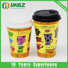 Cup Type and Beverage Use paper cup GuangZhou