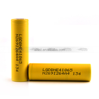 Authentic high quality Brand 18650 batteries lg he4/us18650vt/samsung 25r
