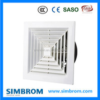 Ceiling Mount Ventilator Fan Kitchen Bathroom Exhaust Fan With LED Light /With Motion Sensor