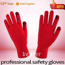 Latest Fashion Best Choice offset printing touchscreen gloves