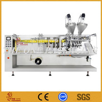 full Automatic weighing powder packaging machinery For food