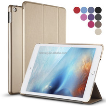 Ultra Slim Auto Adsorption Sleep Smart Leather Case For iPad Air 2,For iPad Air 2 Smart Case