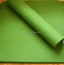 JHC make to order tennis ball felt material