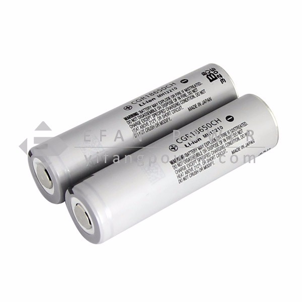 Safe battery CGR 18650 CH 2250mah 10A 3.6V rechargeable Li-ion battery