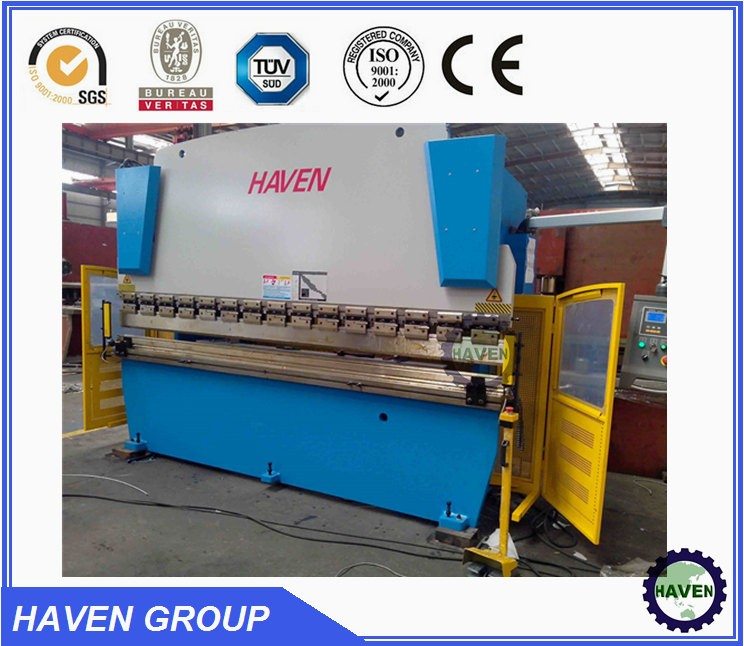 hydraulic press brake hydraulic press bending machine press brake for sheet metal WC67Y-300x3200