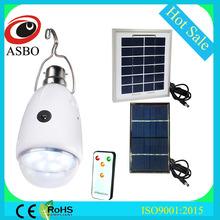 portable solar electric hand emergency lamps