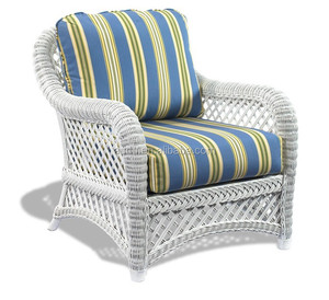 Audu Polyrattan Chair/Poly Rattan Leisure White Chair