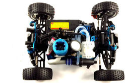 HSP 1:16 4wd off road nitro powered 4wd buggy car