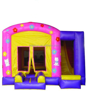 flower bounce castle/inflatable bouncer for sale