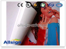 special face film 140micron 140g self adhesive vinyl for car decoration sticks