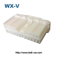 20 pin waterproof box tyco electronics amp automotive square tube connector SDL-20FW