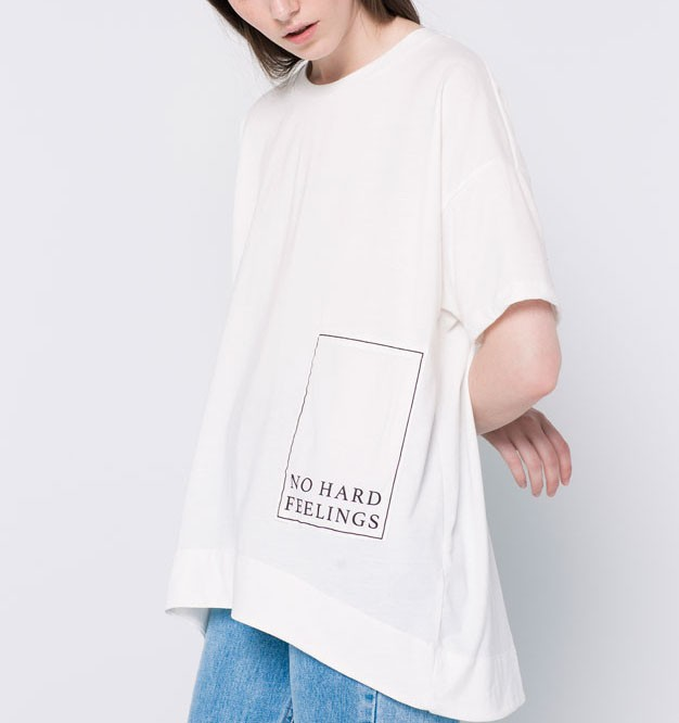 Wholesale loose fit xxxxl fat women white 100 cotton for Thick white cotton t shirt
