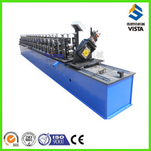 Color Steel Automatic Rolling Shutter Roll Forming Machine