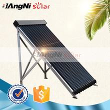 High quality pressure stainless steel mini evacuated tube solar collector parts