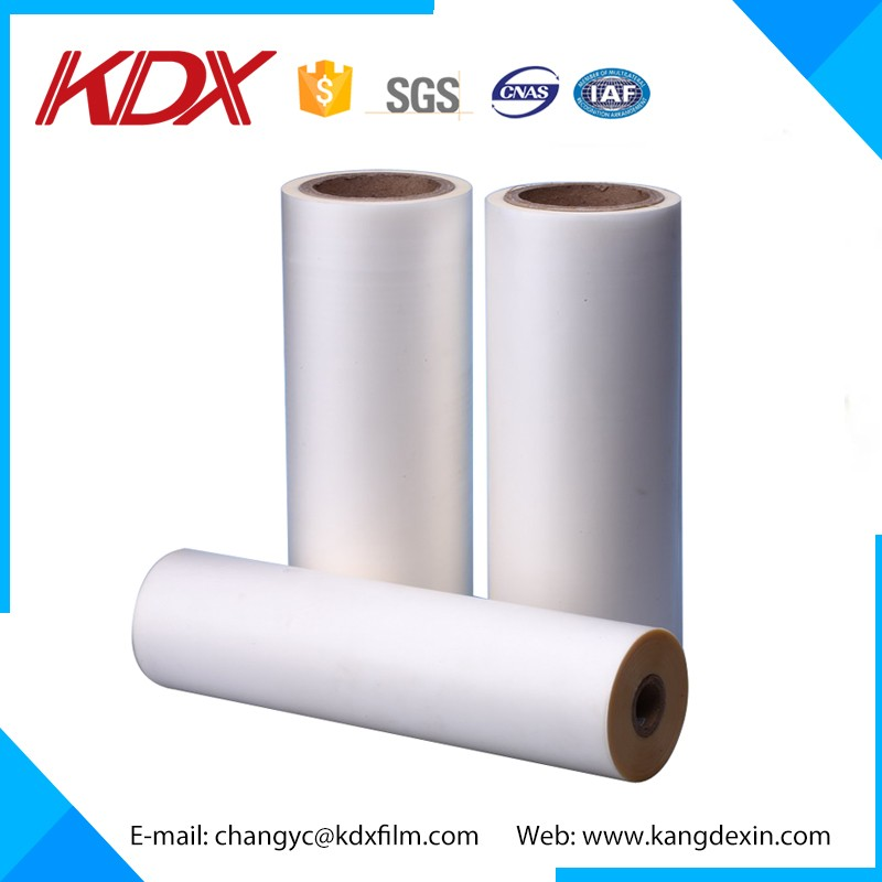 35um High Sticky BOPP Digital Thermal Lamination Printing Film Factory China