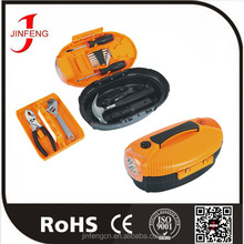New design high quality reasonable price hand wrench household tool set