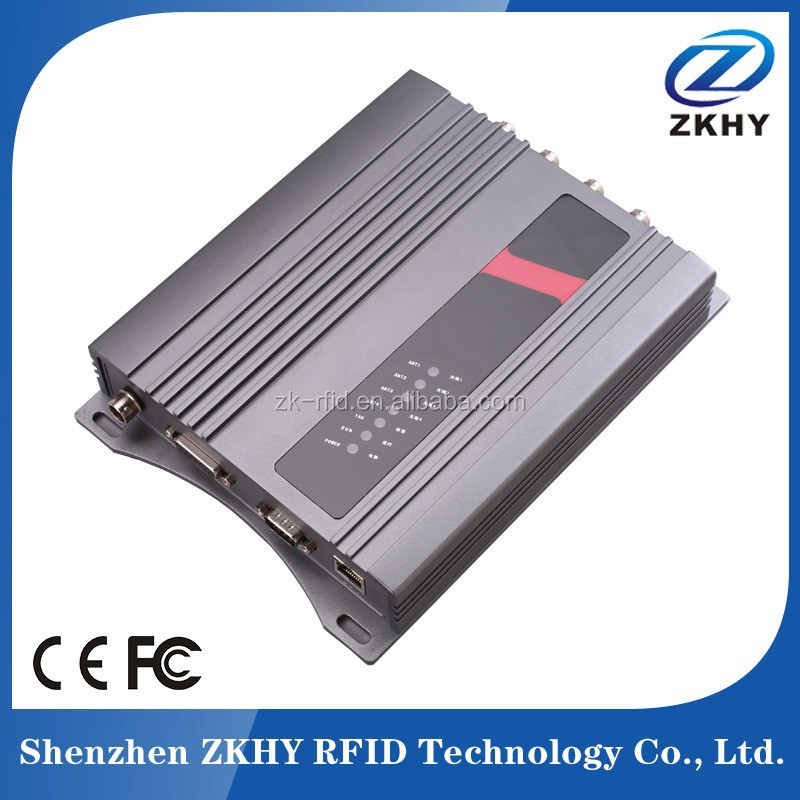 Cheap UHF RFID fixed reader with external antennas for inventory control