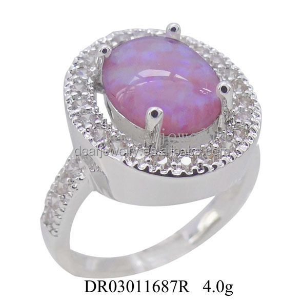 Best Selling Products Leaf Styles Fine Silver Amber Ring For Women DR032721R
