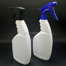 500ml extra-large PE plastic spray bottle cleaning agent hand wash bottles