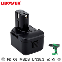 Libower Cheap replacement power tools use Ni-mh battery Hi tachi battery 12Volt Cordless Drill Power Tools